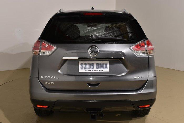 2015 Nissan X-TRAIL ST-L T32 4X4 On Demand Gun Metallic