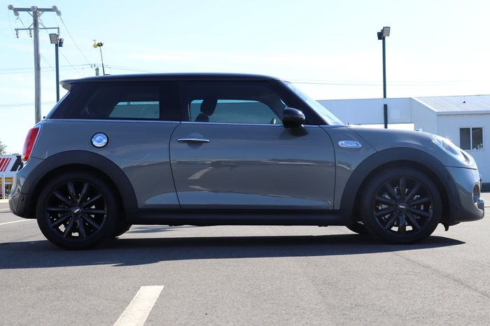 2016 MINI Hatch Cooper S F56 Grey
