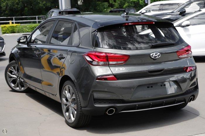 2021 Hyundai i30 N Line PD.V4 MY21 Amazon Gray