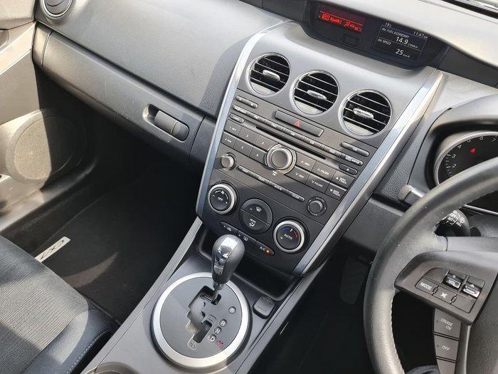 2011 Mazda CX-7 Classic ER Series 2 Silver
