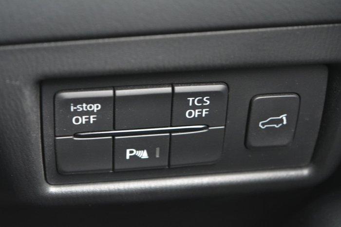 2017 Mazda CX-5 GT KF Series AWD Sonic Silver