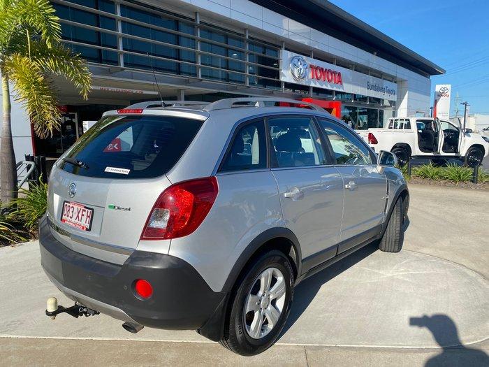2011 Holden Captiva 5 CG Series II AWD Nitrate