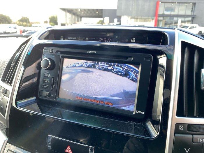 2015 Toyota Landcruiser VX VDJ200R MY13 4X4 Dual Range Grey