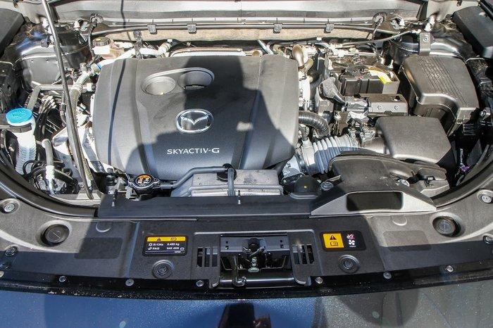 2020 Mazda CX-5 Akera KF Series AWD Black