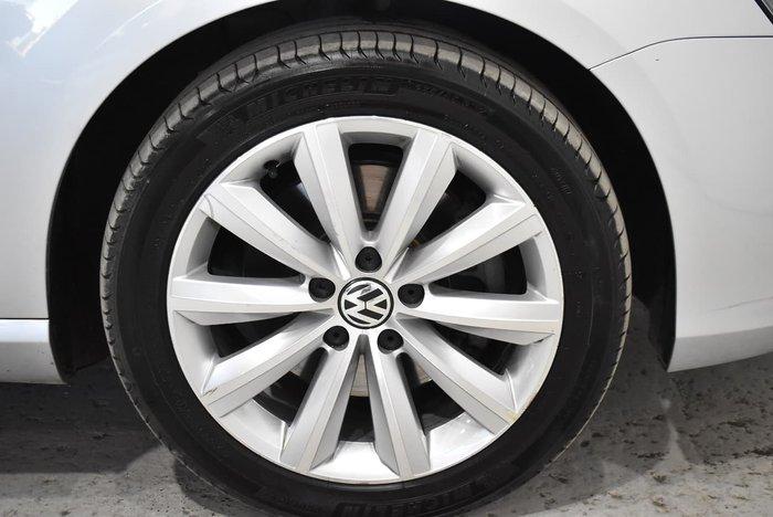 2011 Volkswagen Passat 118TSI Type 3C MY11 Silver