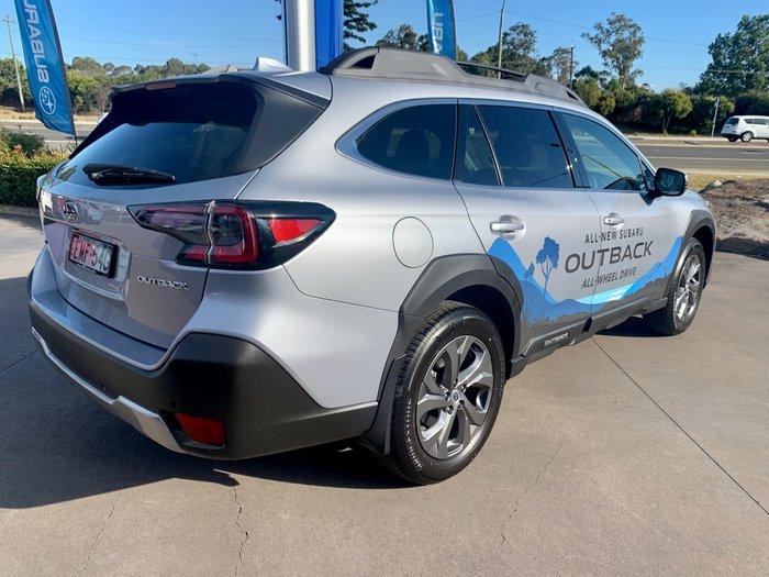 2021 Subaru Outback AWD 6GEN MY21 AWD Ice Silver