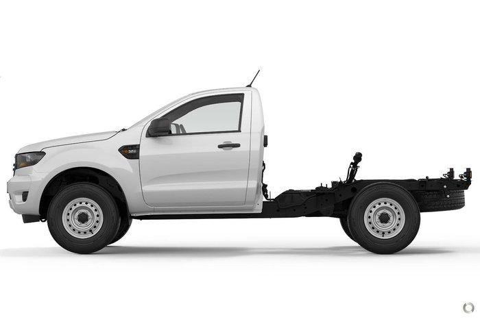 2021 Ford Ranger XL PX MkIII MY21.25 4X4 Dual Range White