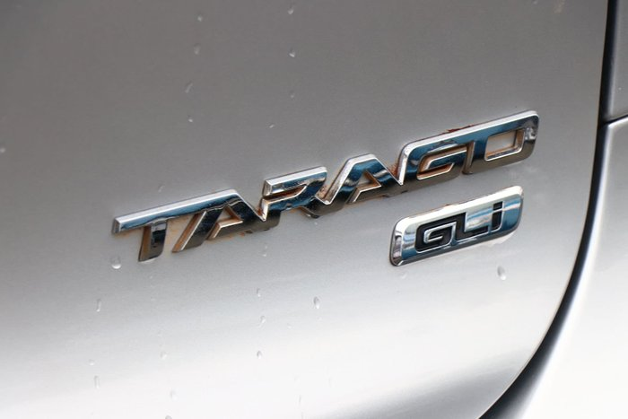 2016 Toyota Tarago GLi ACR50R Silver Pearl