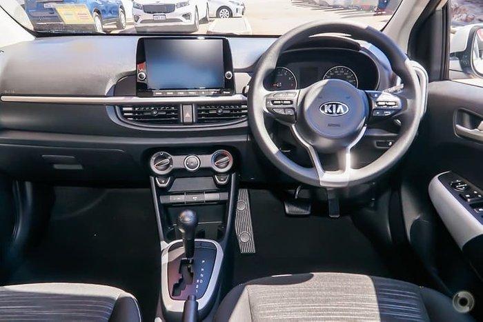 2021 Kia Picanto S JA MY21 Sparkling Silver