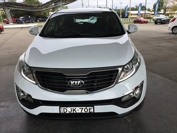 2014 Kia Sportage