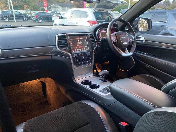 2015 Jeep Grand Cherokee SRT WK MY15 4X4 On Demand Black