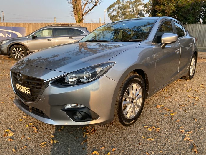 2015 Mazda 3 Maxx BM Series Grey