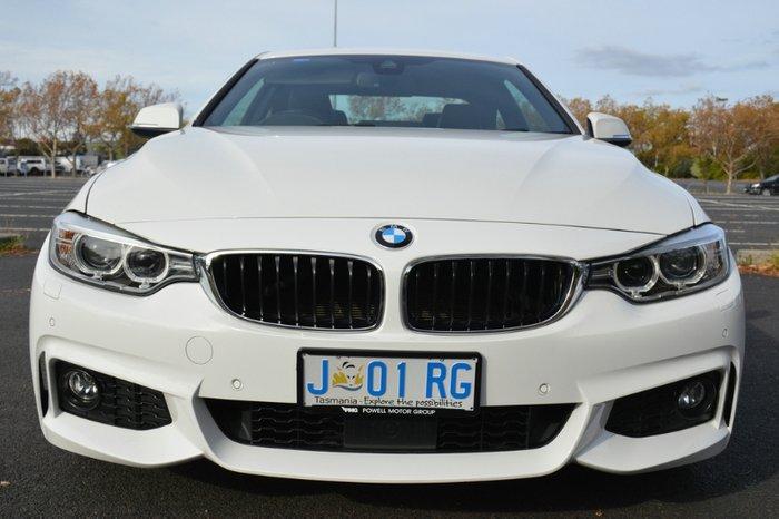 2016 BMW 4 Series 430i M Sport F32 ALPINWEISS 3