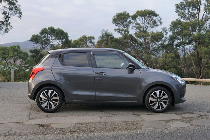 2018 Suzuki Swift GLX Turbo AZ Grey