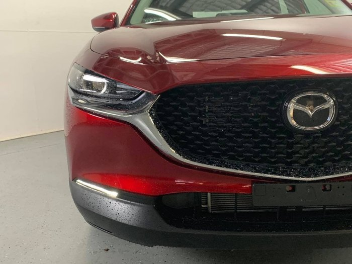 2021 Mazda CX-30 G20 Pure DM Series Soul Red Crystal