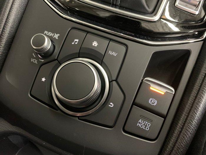 2021 Mazda CX-5 Maxx KF Series Polymetal Grey