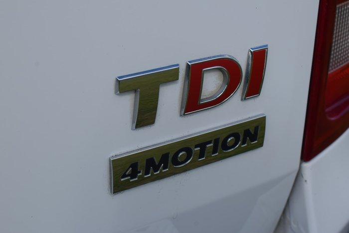 2015 Volkswagen Amarok TDI420 Core 2H MY15 4X4 Constant Candy White
