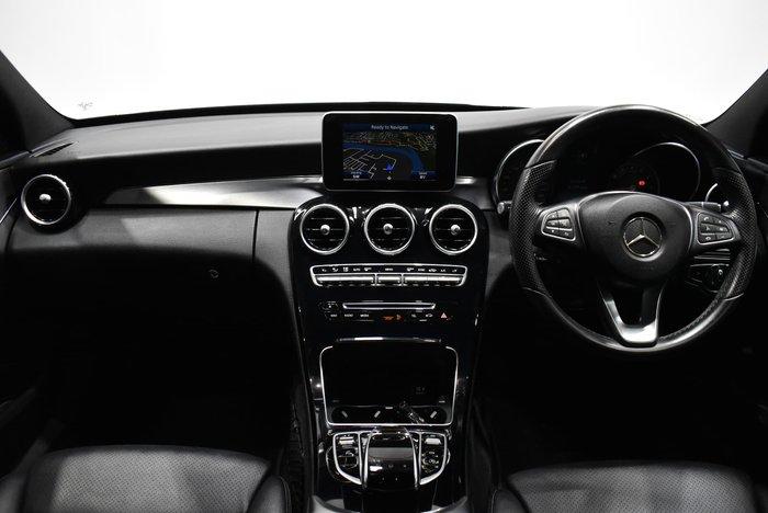 2014 Mercedes-Benz C-Class C200 W205 Black
