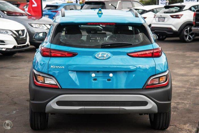 2021 Hyundai Kona OS.V4 MY21 Dive in Jeju