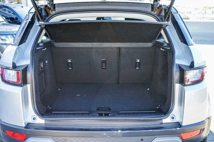 2017 Land Rover Range Rover Evoque TD4 150 Pure L538 MY18 4X4 Constant Silver