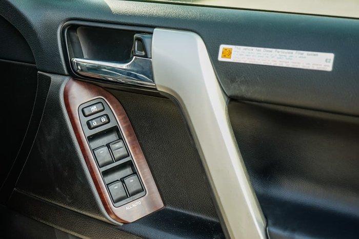 2016 Toyota Landcruiser Prado VX GDJ150R 4X4 Dual Range Crystal Pearl