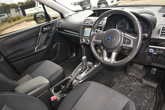 2017 Subaru Forester 2.5i-L S4 MY17 AWD Black