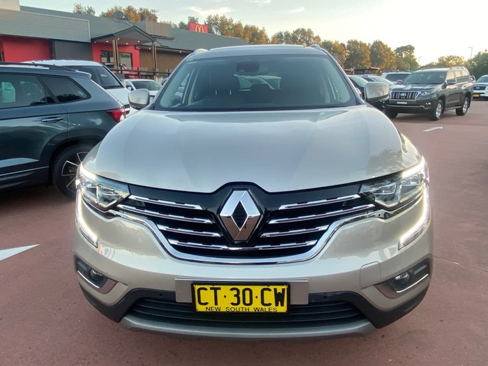2019 Renault Koleos Intens HZG Ultra Silver