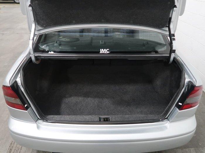 2001 Subaru Liberty B4 3GEN MY02 AWD Silver