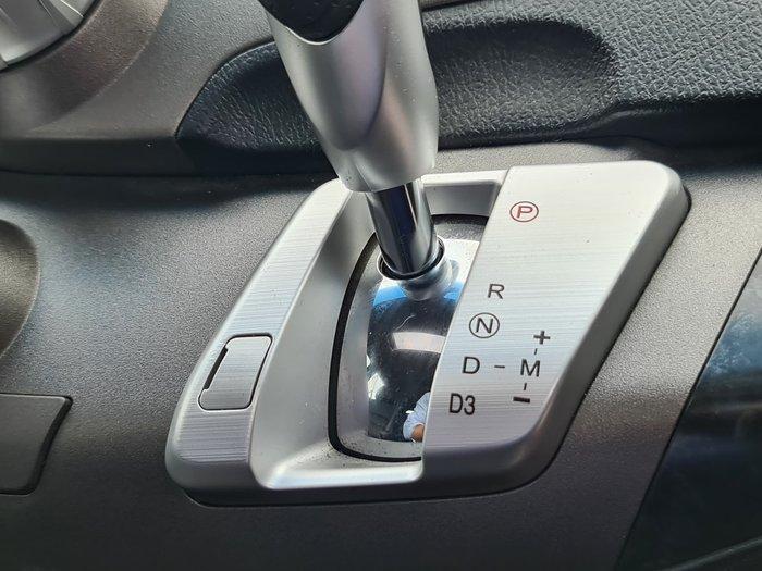 2007 Honda Odyssey Luxury 3rd Gen MY07 Alabaster Silver