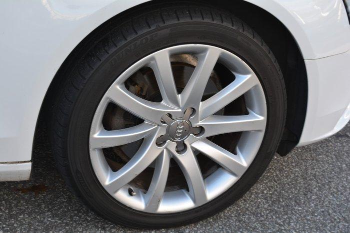 2014 Audi A4 Ambition B8 MY15 Four Wheel Drive Glacier White