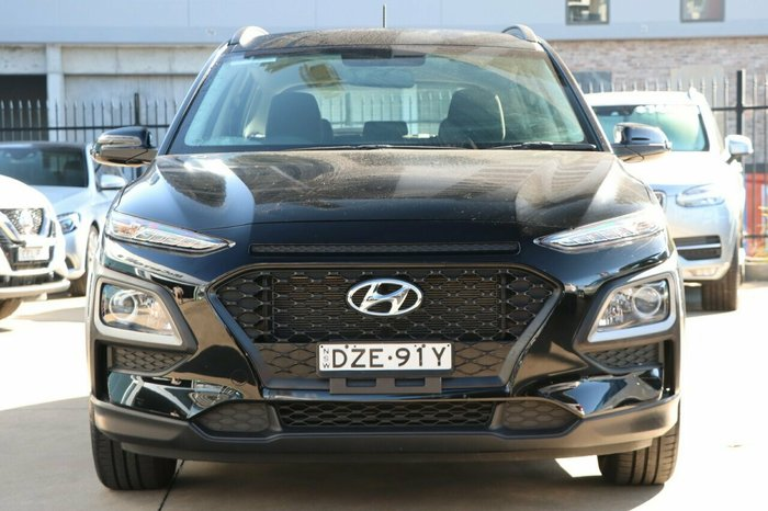 2018 Hyundai Kona Active OS MY18 BLACK