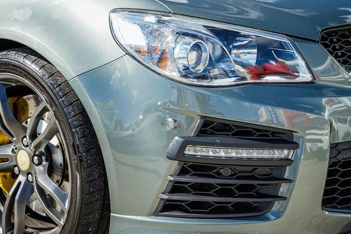 2016 Holden Special Vehicles GTS GEN-F2 MY16 Prussian Steel