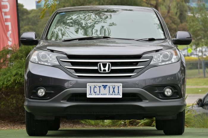 2014 Honda CR-V VTi Plus RM MY15 Modern Steel