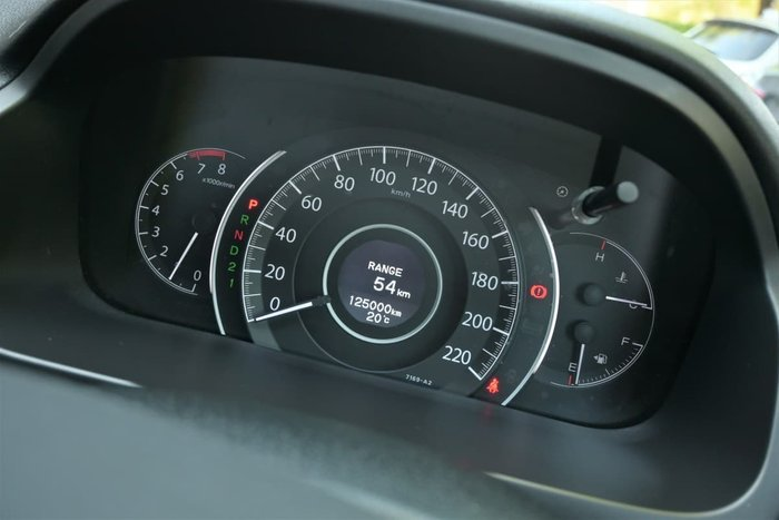 2014 Honda CR-V VTi Plus RM MY15 Modern Steel