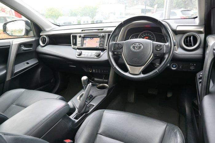 2014 Toyota RAV4 GXL ASA44R MY14 AWD Graphite
