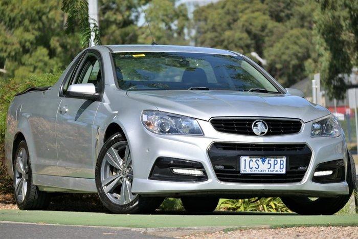 2014 Holden Ute SV6 VF MY14 Nitrate