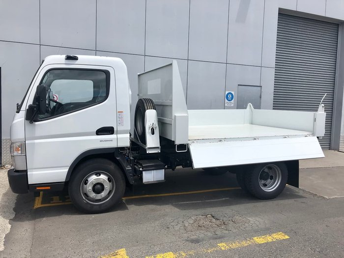2021 FUSO CANTER 815 WIDE White