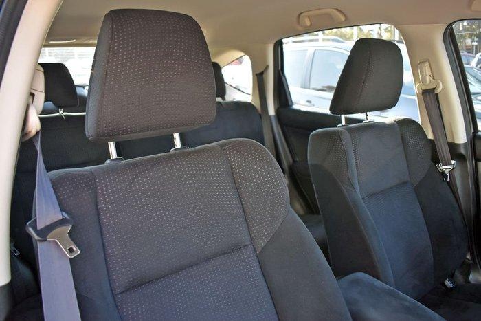 2013 Honda CR-V VTi RM Silver