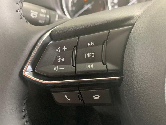 2021 Mazda 6 Touring GL Series Sonic Silver
