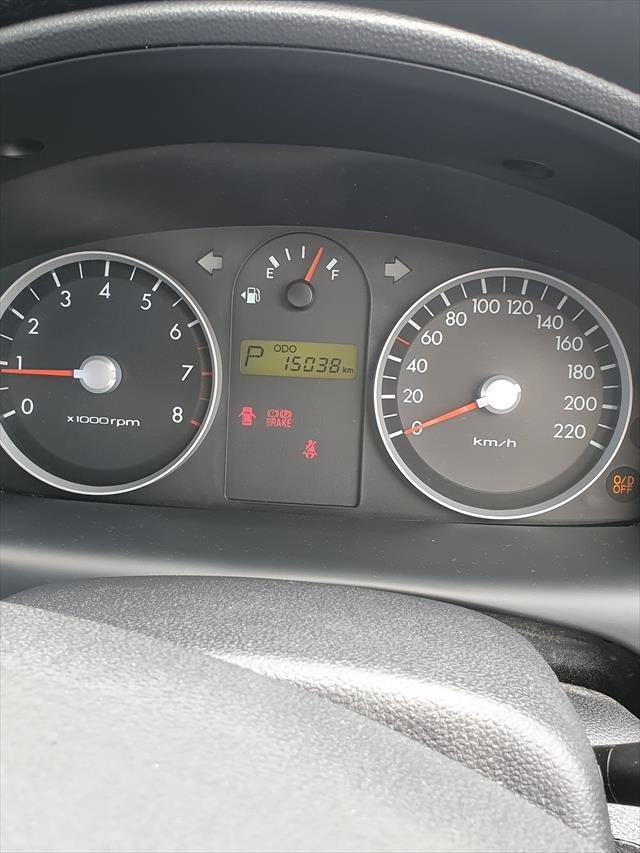 2009 Hyundai Getz S TB MY09 WHITE