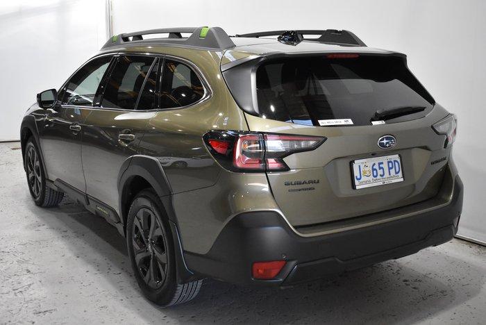 2021 Subaru Outback AWD Sport 6GEN MY21 AWD Autumn Green