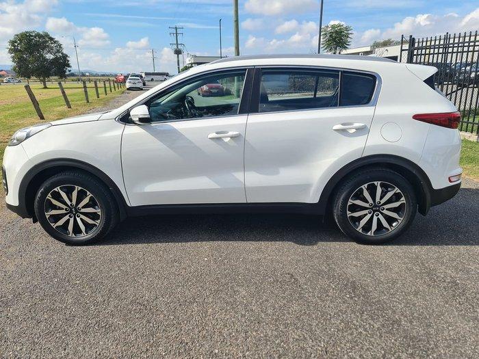 2017 Kia Sportage Si Premium QL MY17 White