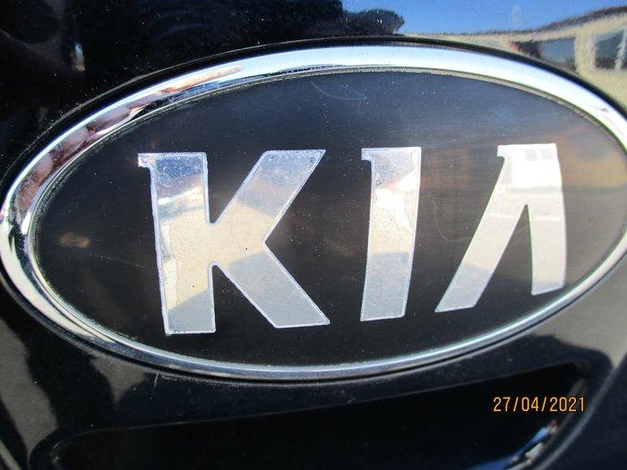 2013 Kia Rio S UB MY13 Black