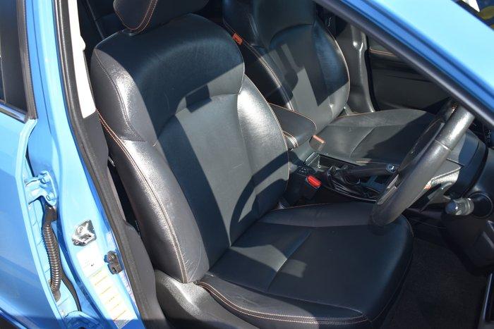 2016 Subaru XV 2.0i-S G4X MY16 AWD Hyper Blue