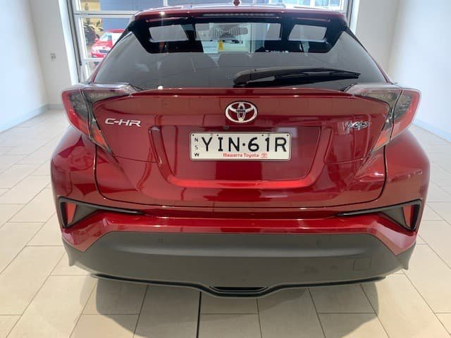 2017 Toyota C-HR Koba NGX10R Atomic Rush