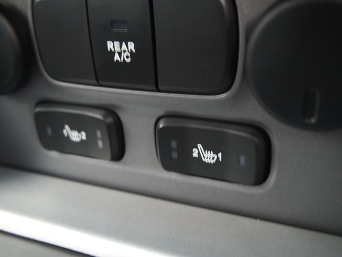 2017 Holden Trailblazer LTZ RG MY18 4X4 Dual Range Silver