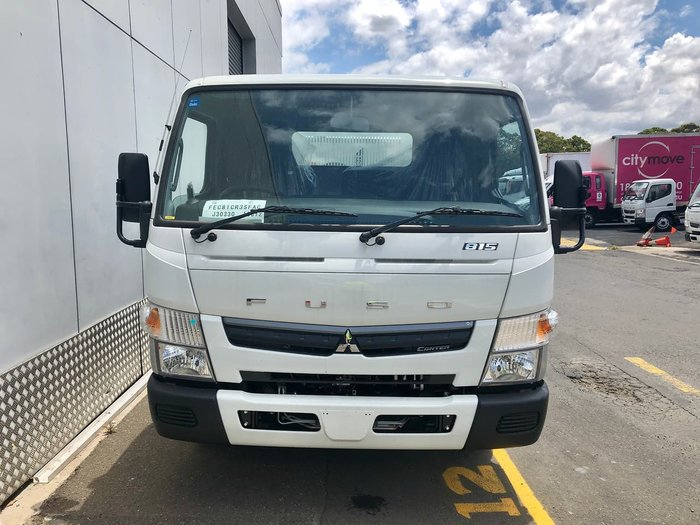 2021 FUSO CANTER 815 TIPPER AMT White