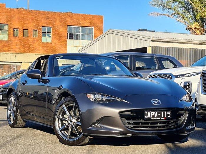 2017 Mazda MX-5 GT ND Grey