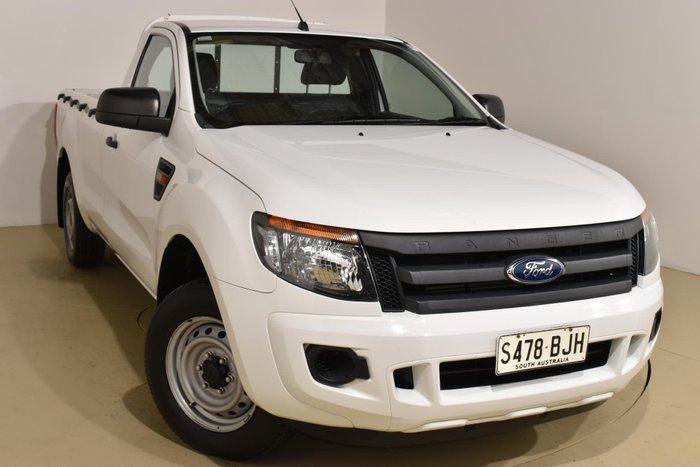 2015 Ford Ranger XL PX Cool White