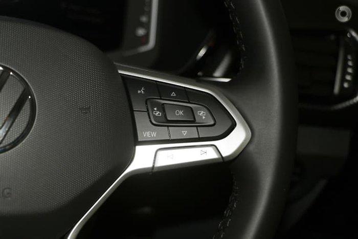 2021 Volkswagen T-Cross 85TSI Life C1 MY21 Deep Black